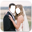 Christian Couple Photo Suit icon