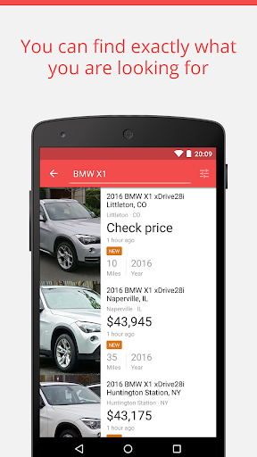 Used cars for sale - Trovit 4.47.5 screenshots 2
