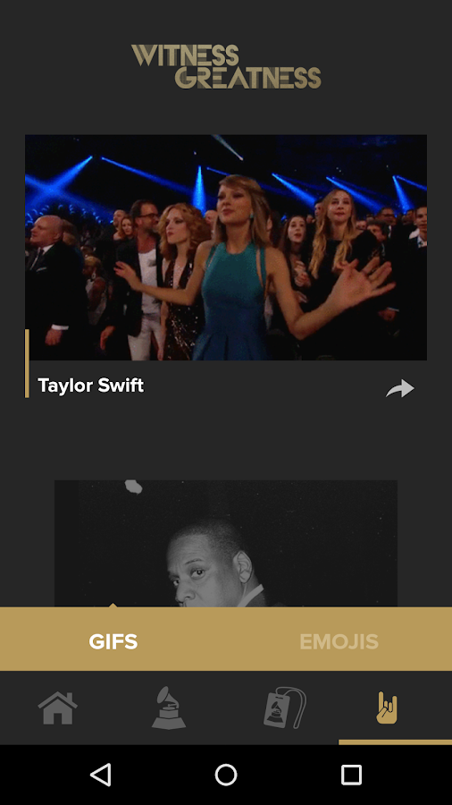 GRAMMYs- screenshot