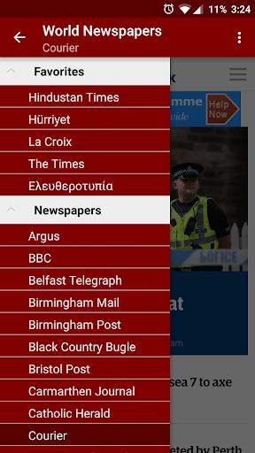 World Newspapers|玩新聞App免費|玩APPs