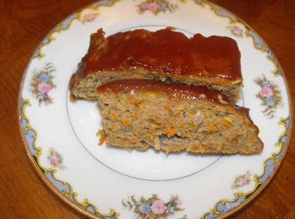 Mooseloaf Surprise Meatloaf Recipe