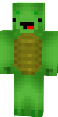 Mine turtle from asdf