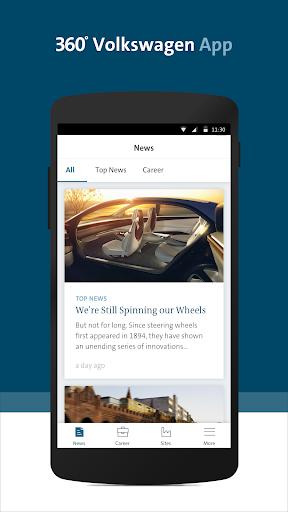 360° Volkswagen App