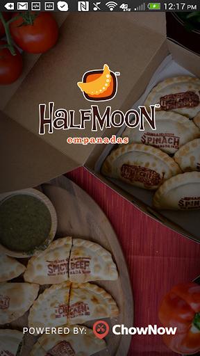 half moon empanadas screenshot 1