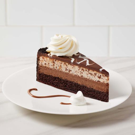 Tuxedo Mousse Cheesecake