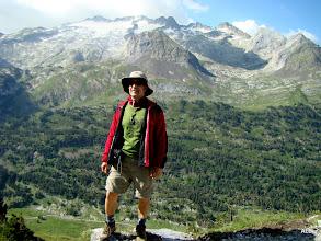 Photo: Vicente en panorama.