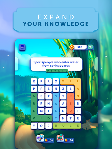 Word Lanes - Relaxing Puzzles 1.0.0 screenshots 15