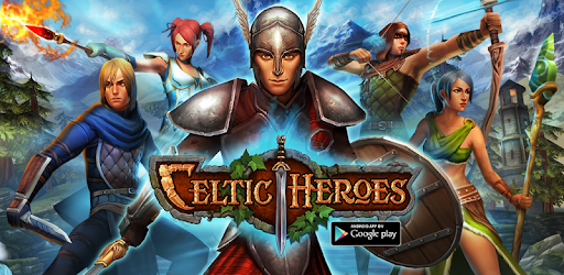 celtic heroes 3d mmorpg apps on google play
