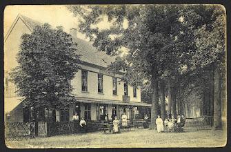 Photo: 1905 Hotel Café Restaurant Boschhek aan Dr. Batenburglaan.