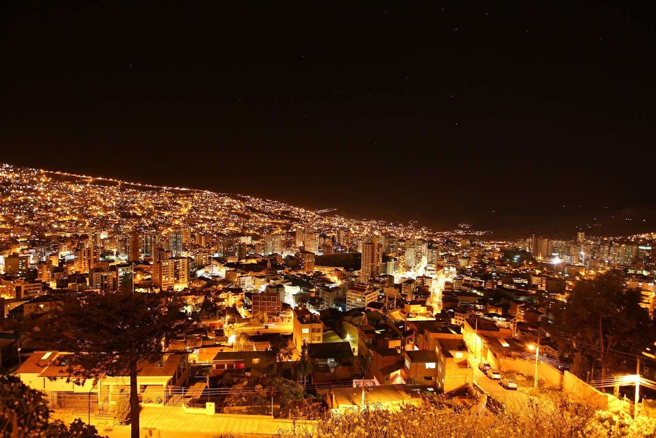 6 месяцев 6 стран. Боливия