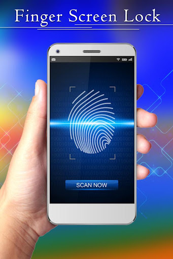 Fingerprint Lock Screen Prank for PC