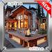 700+ Wooden House Design Icon