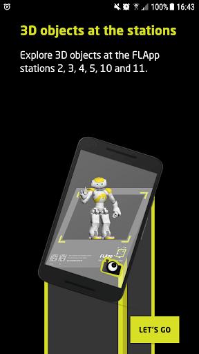 FLApp: Future Lab Aachen App