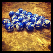 Photo: Lindt Chocolate Spheres #intercer #chocolate #sphere #sweet #lindt #sugar #yummy #blue #rolling #dessert #food #happy #table #eat - via Instagram, http://ift.tt/1Dn0nd2