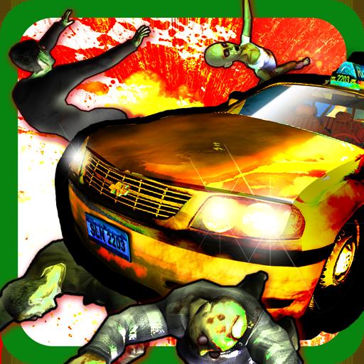 动作のゾンビVSカー - 3Dシミュレーション LOGO-記事Game