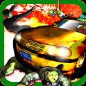 Zombie VS Car - 3D simulator