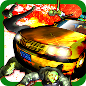 Zombie VS Car - 3D simulator