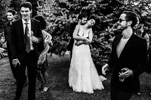 Fotógrafo de bodas Dani Ossorio (daniossorio). Foto del 30.11.2015