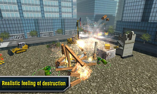 Demolition Master 3D Free screenshot 1
