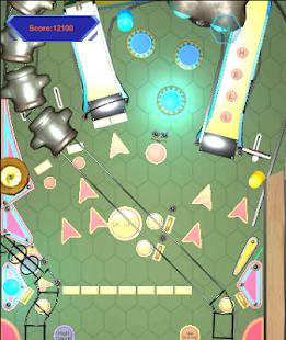 Pinball Classic screenshot