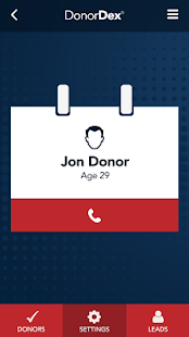 DonorDex - Find Campaign Donors- screenshot thumbnail