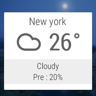 GO Weather Forecast & Widgets screenshot 25