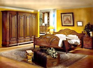 Photo: Schlafzimmer Fürstenau Eiche massiv