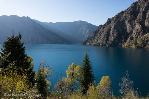 Kyrgyzstan Trekking: Guide to Sary-Chelek in the Tian Shan Mountains // Fall Colors at the Sary-Chelek Lake