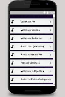 Music Online Vallenata Free - náhled