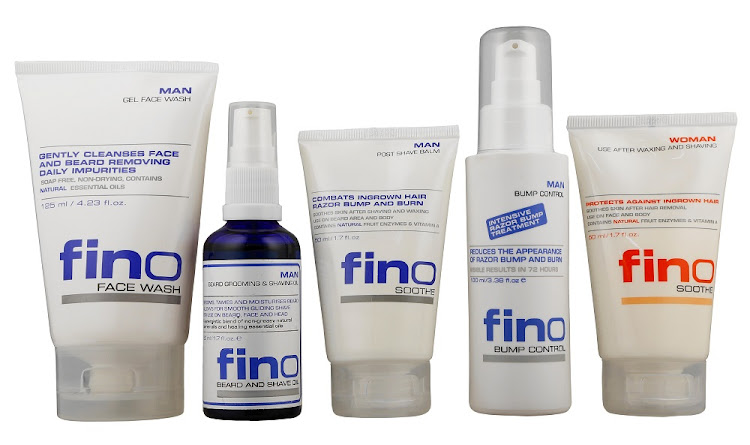 Fino Man Bump Control, 100ml, R70