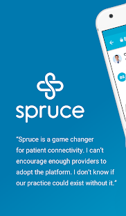 Spruce - Care Messenger- screenshot thumbnail