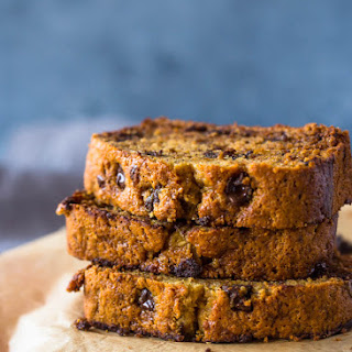 healthy Moist Banana Bread.