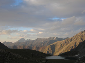 Photo: Tegermach, small lake