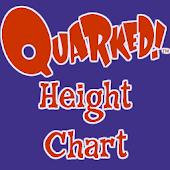 Quarked! Height Chart