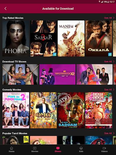 JioCinema: Movies TV Originals screenshot 7