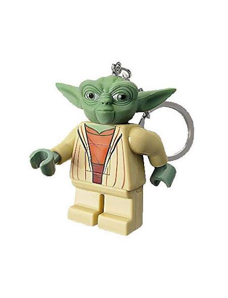 Imagen de contenido Llavero con Luz Led Lego® Yoda
