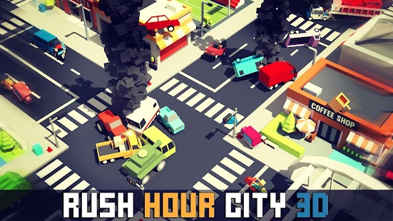 Rush Hour City 3D - náhled