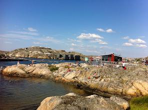 Photo: Watercolour museum in Skärhamn, West coast of Sweden.