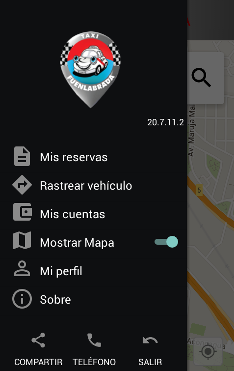 Taxi Fuenlabrada- screenshot