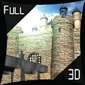 Medieval Castle 3D Lwp icon