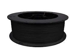 Triton 3D ABS Black 3D Printing Filament Refill M30 Type - Stratasys Fortus Compatible - 92 in^3