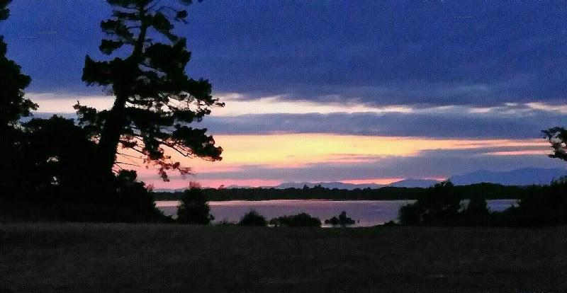 tramonto irlandese di fotomi