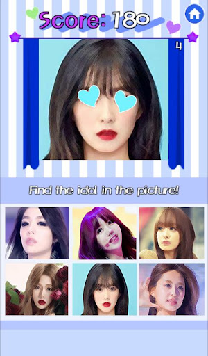 K-POP Idol Find Game 5.2 screenshots 4