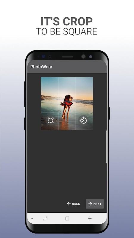 Photo Wear Watch Face (for Wear OS) screenshots