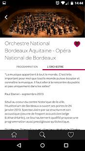 Agenda des orchestres AFO old version