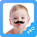 Mustache & Beard Booth PRO icon