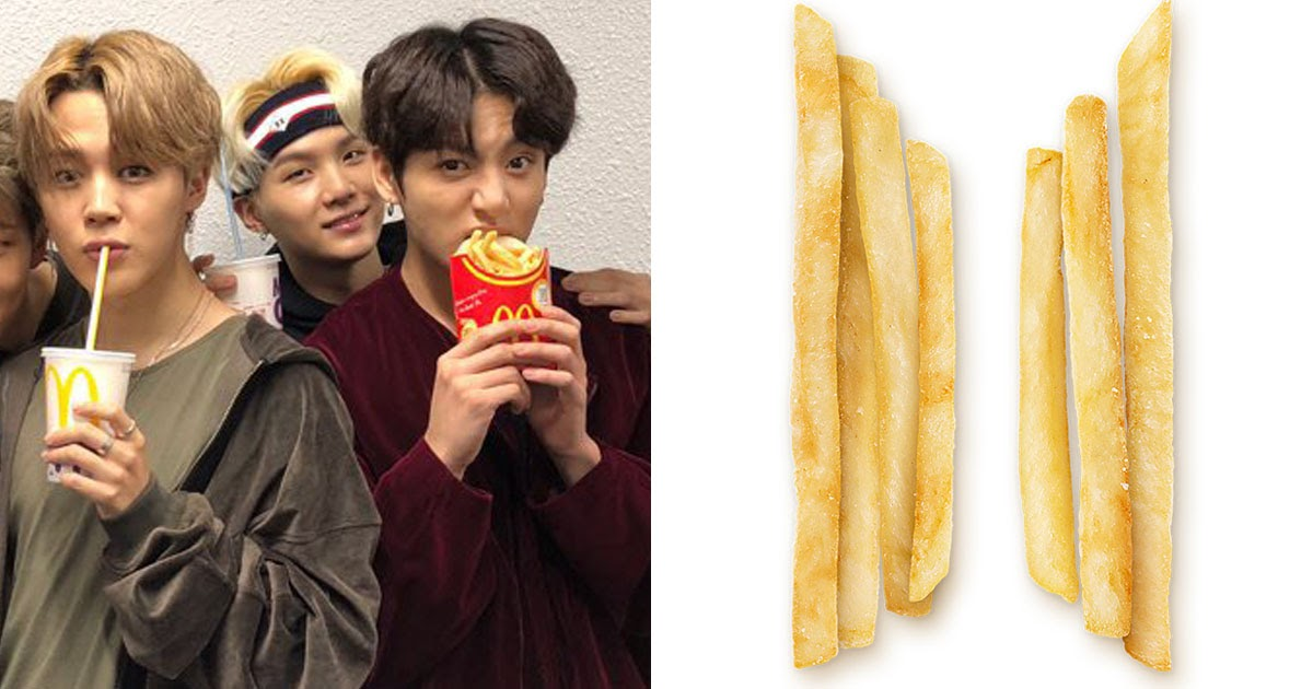 Do You Want BTS With That? McDonald's Announces Their New