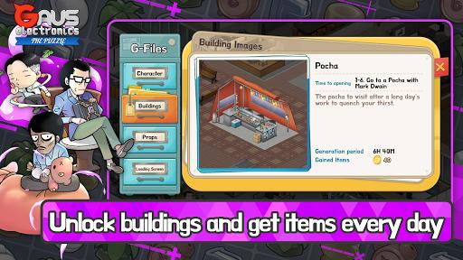 Gaus Electronics: The Puzzle 1.3.601 screenshots 5