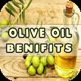 Olive Oil Benefits icon