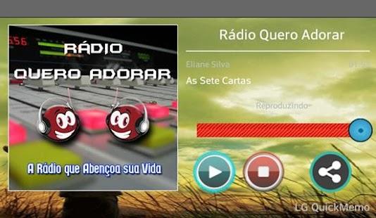 Resultado de imagem para www.radioqueroadora.com.br